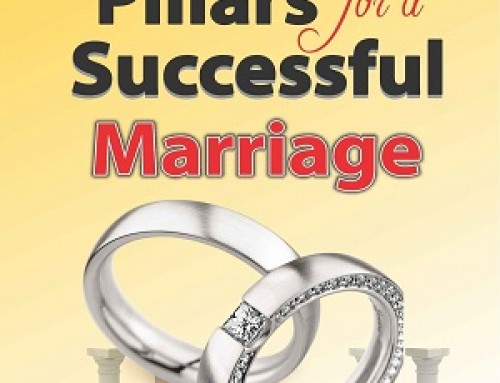 Four Pillars For A Successful Marriage
